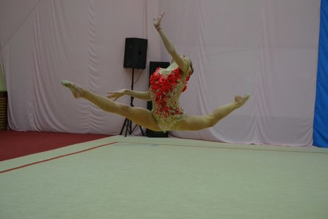 Гимнастки из Красногвардейского района примут участие во Всероссийских соревнованиях