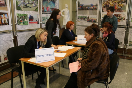 День приема граждан в администрации Красногвардейского района