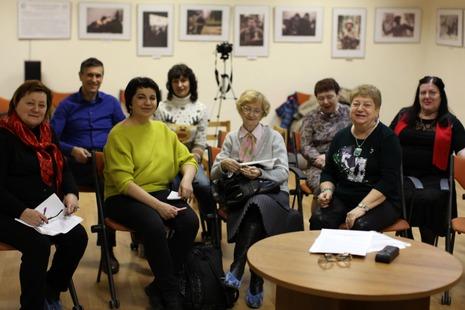 КДЦ «Красногвардейский» встретил весну стихами
