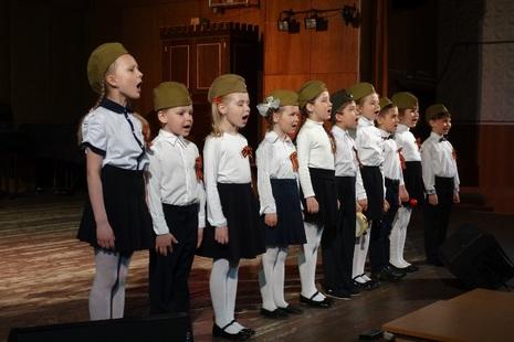 Концерт в Охтинском центре для жителей Красногвардейского района