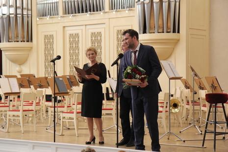 Глава администрации Красногвардейского района удостоен премии Е.Р. Дашковой