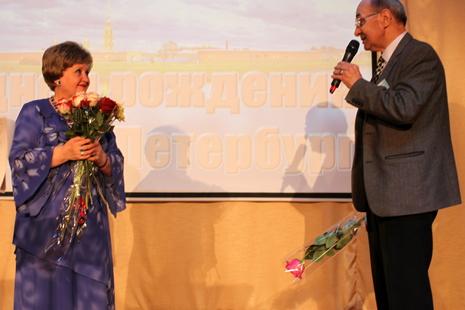 В КДЦ «Красногвардейский» состоялся концерт «Любимому городу»