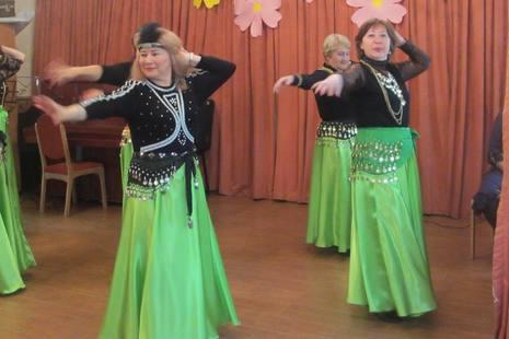 Комплексный центр Красногвардейского района встречал гостей