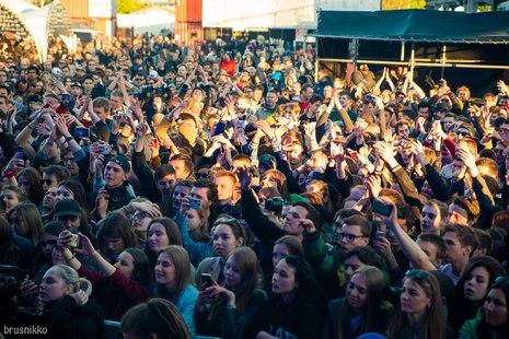 Фестиваль уличной культуры в Красногвардейском районе
