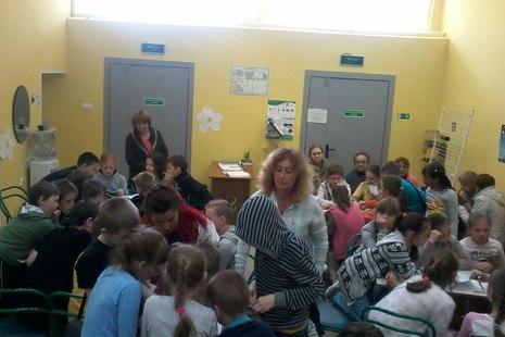 В ПМК «Нева» Красногвардейского района прошел фотоквест по русским народным сказкам